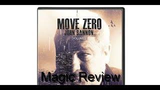 Magic Review - Move Zero Vol. 4 by John Bannon