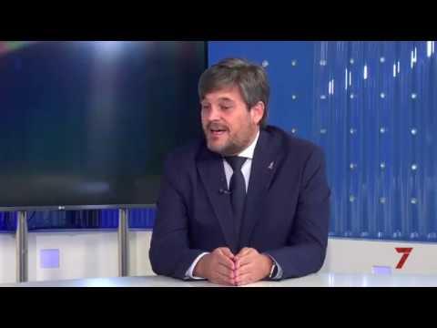 """Entrevista a Luis Pérez, en """"Espacio Innovación"""" el programa de 7 TV Andalucía"""