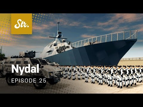 The Marina — Cities Skylines: Nydal — EP 25