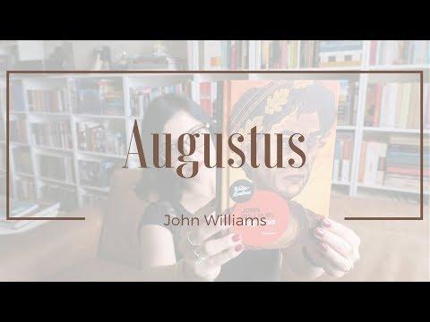 [Ficção] Augustus de John Williams   Mari Dal Chico