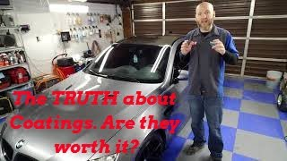 The Truth about Ceramic Coatings