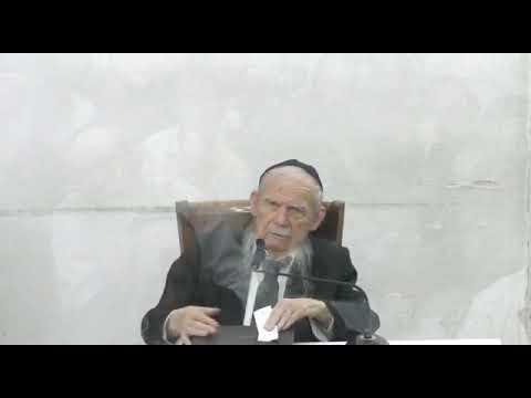 """הגר''ג אלדשטיין: """"בשלטון יש כוונה לעשות גזירות על רוחניות"""" • צפו"""