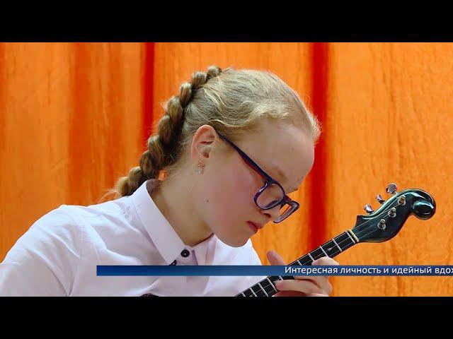 «Молодые дарования России» живут в Ангарске