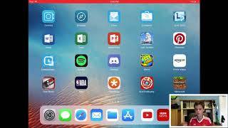 Gambar cover How to record an iPad with a Facecam!!