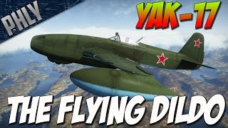 War Thunder Jet Gameplay- The Flying DILDO! War Thunder Gameplay