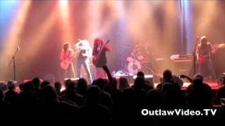 AC/DShe - Walk All Over You LIVE - OutlawVideo.TV - AC/ DShe