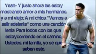 John Cena-Right Now (En español)