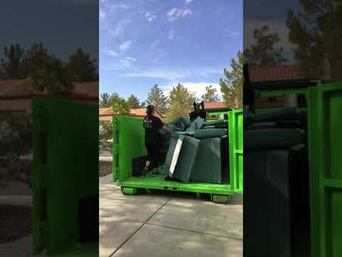Estate Cleanout in Summerlin Nevada