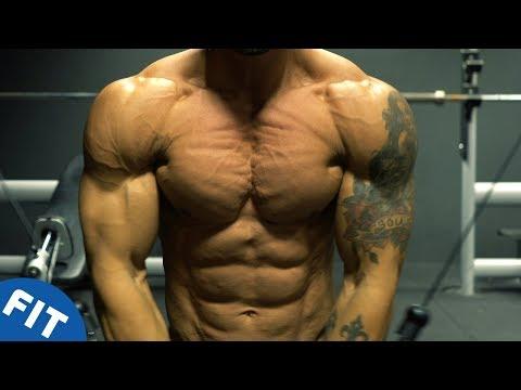 Los ejercicios que aumenta el pecho