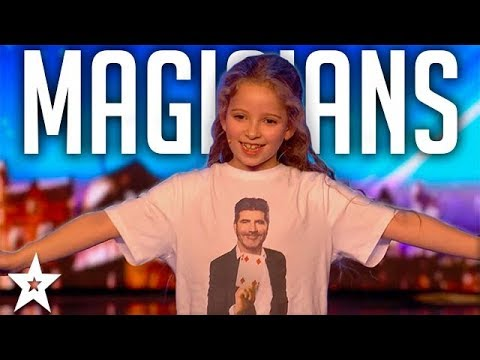 BEST Magician Auditions on Britain's Got Talent 2017 | Got Talent Global (видео)