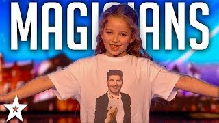 BEST Magician Auditions on Britain