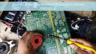 Download Daikin Inverter AC PCB U4 Error Code Outdoor PCB