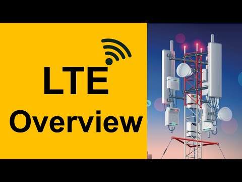 LTE Overview - NanoCell Networks |LTE | EPC | 4G| 4G Training|