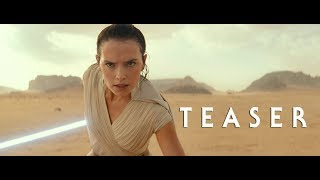 Trailer of Star Wars: The Rise of Skywalker (2019)