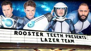 Lazer Team Review