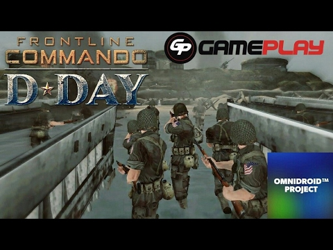 Frontline Commando: D-Day [Android/Gameplay]