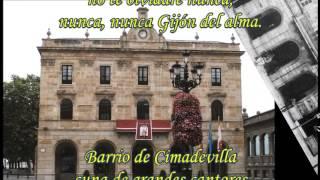 GIJÓN DEL ALMA  Por Sevillanas