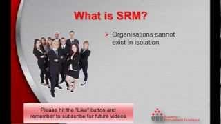 Supplier Relationship Management: The Benefits of SRM