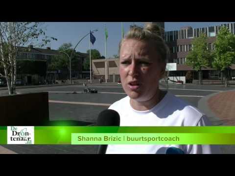 VIDEO | Sport- en lifestylemarkt met 42 standhouders op Meerpaalplein Dronten