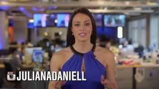 Juliana Daniell UFC host example