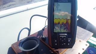 Эхолот garmin striker plus 4cv видео