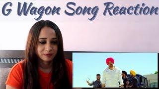 Sidhu Moosewala:G Wagon Song Reaction   Reaction Mania