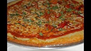 מתכון לפיצה איטלקית אמיתית