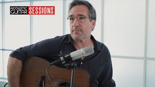 <b>Richard Shindell</b> Performs Careless And Your Guitar  Acoustic Guitar Sessions