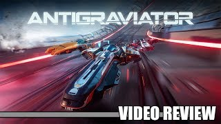 Review: Antigraviator (Steam) - Defunct Games