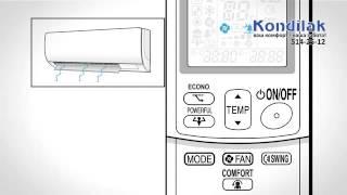 Daikin FTX35KV/RX35K от компании Akulaclimata - видео
