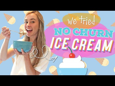 How to Make Ice Cream Without an Ice Cream Maker | Easiest Ice Cream Recipe Ever