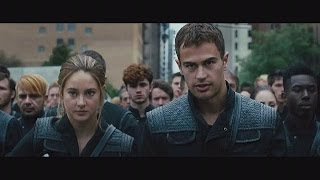 What's your faction, where do you fit in? Or are you 'Divergent'? - cinema