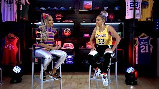 Sho Madjozi's First Interview