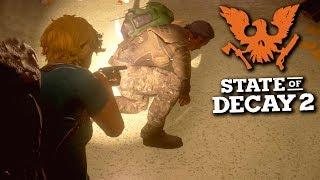 STATE OF DECAY 2 - MOSTRANDO QUEM É QUE MANDA - S02E11 (Sobrevivência e Apocalipse Zumbi)