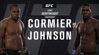 UFC 2 - Дaниэль Кормье против Энтони Джонсона