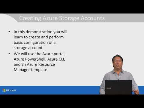 Exam AZ-103 Microsoft Azure Administrator: Create and configure ...