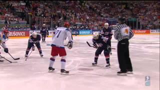 IIHF 2015 World Championship (Semi Final) Usa vs. Russia