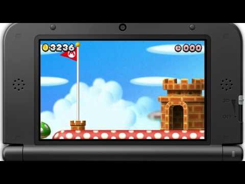 Münzrausch - Tipps und Tricks - New Super Mario Bros. 2 - Nintendo 3DS