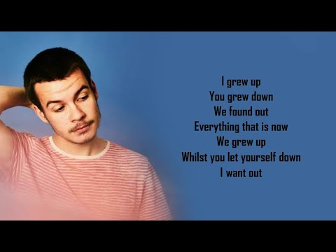Rex Orange County - Face To Face (Lyrics)
