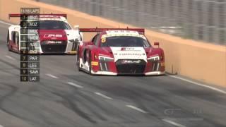 2015 FIA GT World Cup - Main race highlights