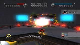 Shadow the Hedgehog - Air Fleet (Normal) [HD GAMEPLAY 1080p 60 FPS]