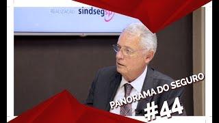 RESSEGURO NO BRASIL É PAUTA DO PANORAMA DO SEGURO