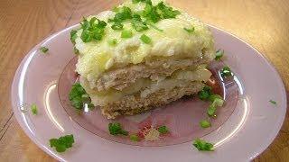 Картофель по-французски - видео рецепт