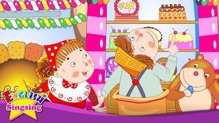 Hansel và Gretel - English cổ tích dành cho trẻ em