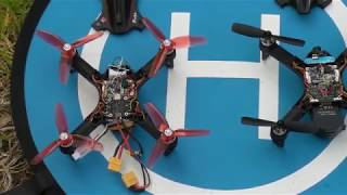 How to bind and fly the Eachine EX2 mini/MJX Bugs 3 mini with standard and upgraded ESCs