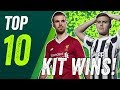 Best Kits of 2017/18 - Leaks & Official: Liverpool, Barcelona & more!