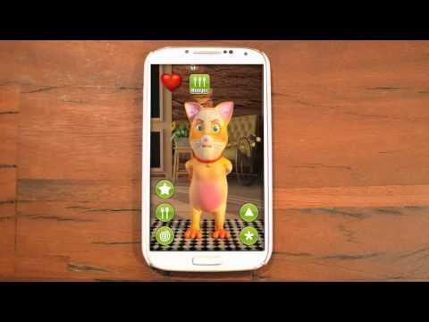 Video of Talking Cat