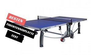 Die Besten Tischtennisplatte Test - (Top 5)