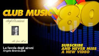 Angelo Branduardi - La favola degli aironi - ClubMusic80s