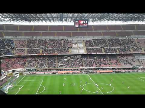 Sansiro -19 april 2014. AC Milan vs Livorno